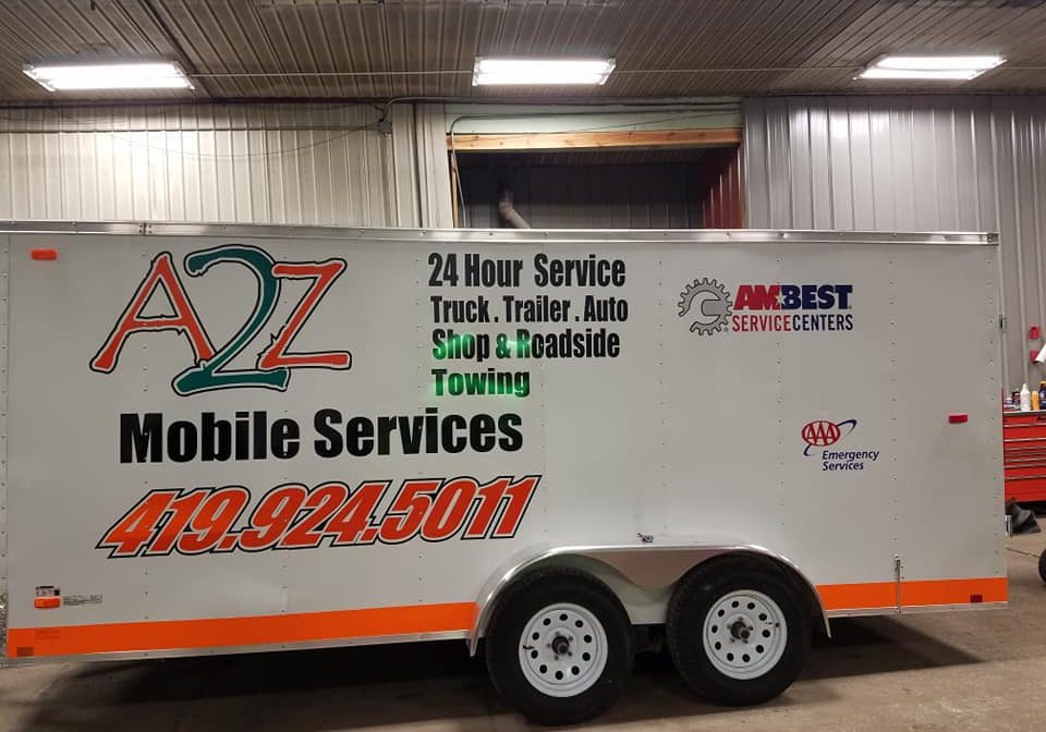 24 hour truck service
